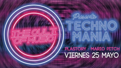 Technomania en The Cult Of Music