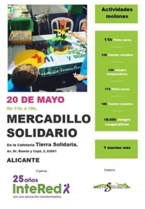 Mercadillo Solidario InteRed