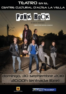 Teatro Punk Rock en Altea