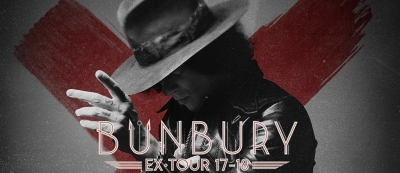 Enrique Bunbury en Alicante