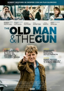 The Old Man and the Gun en Cines Odeón