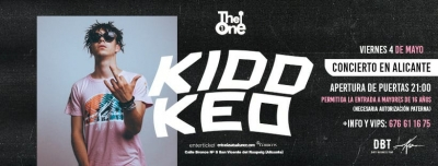 KIDD KEO en SALA THE ONE